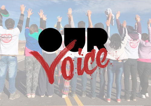 banner ourvoice trailer