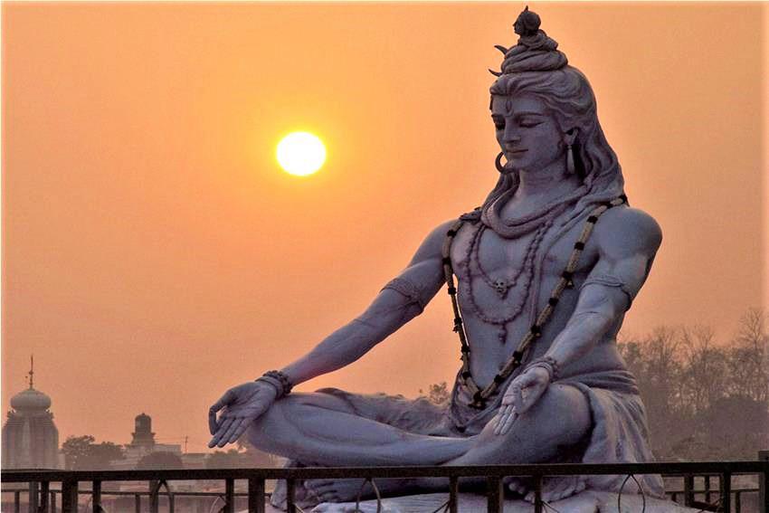 Shiva Dio distruttore della Giustizia
