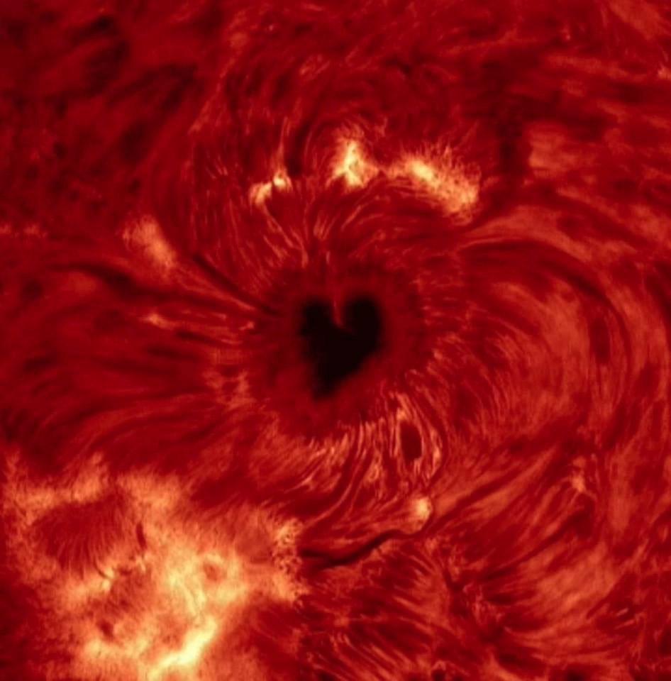 il cuore cristico solare