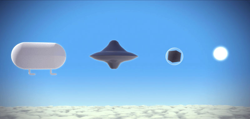 Tipologie UFO Pentagono web