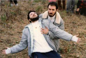 Italia - Porto S.Elpidio 30 de Diciembre 1989 Giorgio en éxtasis.