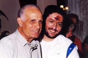 icilia - Nicolosi 12 de Setiembre 1993 Conferencia en el Hotel Gemmellaro.