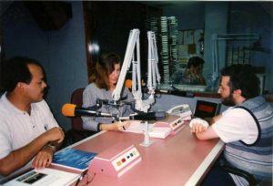 Puerto Rico 10 de Febrero 1996 Transmisión radial.