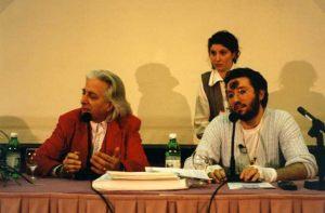 Suiza Febrero 1996 Giorgio en un Congreso en Zurich.