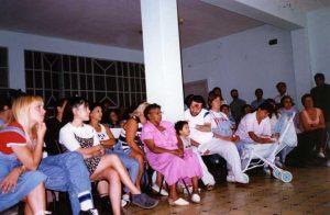 Uruguay - Montevideo 31 de Marzo 1996 Cárcel de Mujeres.