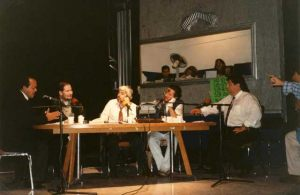 México Diciembre 1996 Giorgio entrevistado en Radio Xen 900 AM.