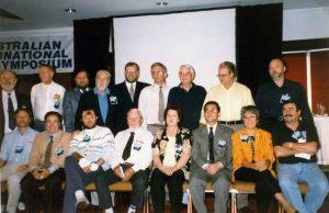 Australia - Brisbane Congreso Ufológico Internacional en el Hotel Carlton Crest.